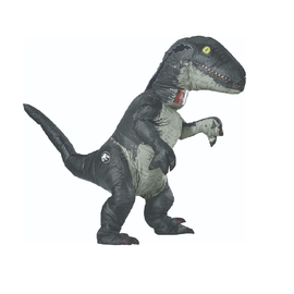 Adult Jurassic World: Fallen Kingdom Velociraptor 'Blue' Inflatable