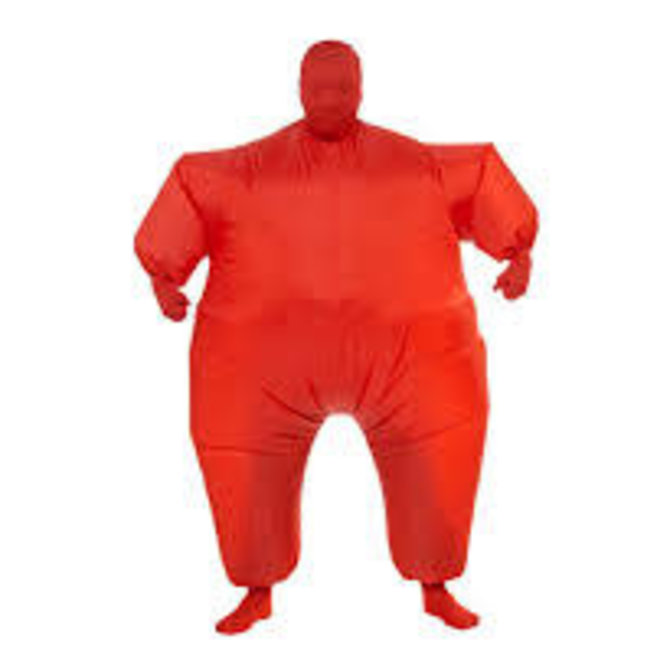 Adult Red Inflatable-Standard (#290)