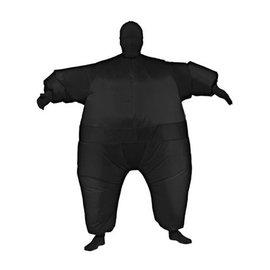 Adult Black Inflatable-Standard (#290)