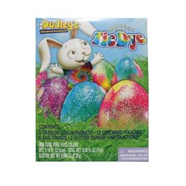 Dudley Glitter Tie Dye Egg Dye Kit