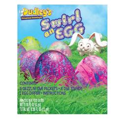 Dudleys Swirl an Egg Dye Kit