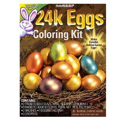 Easter Unlimited- 24k Egg Dye Kit