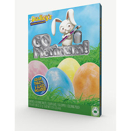 Dudleys Go Platinum Egg Dye Kit