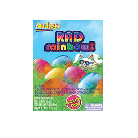 Dudleys Rad Rainbow Egg Dye Kit