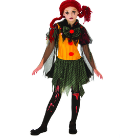 Girls Zombie Clown (#113)