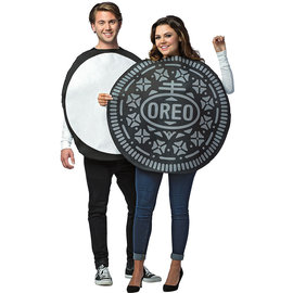 Oreo Cookie Couple