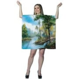 Bob Ross Painting Dress
