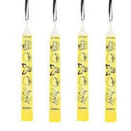 Pokemon Lanyard Glow Sticks, 4ct