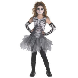 Black and Bone Petitcoat Dress- Child Standard