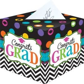 Congrats Grad Dream Big Card Box