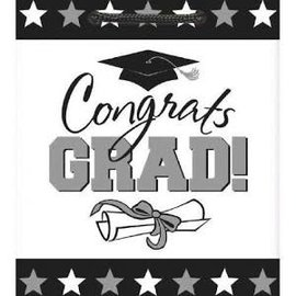 Congrats Grad Medium Gift Bag