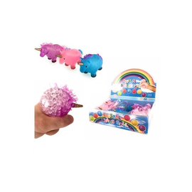 Crystal Beads Unicorn-Pink, Blue or Purple