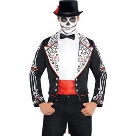 Day Of The Dead Tailcoat