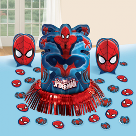 Ultimate Spider-man Table Decorating Kit