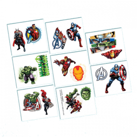 Marvel's Avengers Tattoos, 16ct