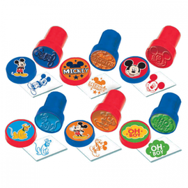 Mickey and Friends Favor Stamper Set, 8ct