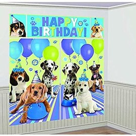 Party Pups Scene Setter® - Clearance