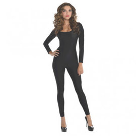 Adult Black Catsuit