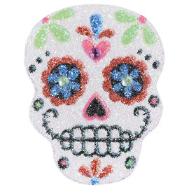 Day of the Dead Sugar Skull Body Jewelry