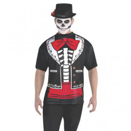 Day of the Dead T-Shirt - Adult X-Large