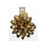 """6"""" Metallic Bow - Gold"""