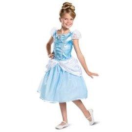 Childs Cinderella Sparkle Dress (#39)