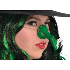 Witch Nose- Green