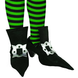 Witch Shoe Covers- Child
