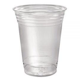 Dart Solo Ultra Clear 16oz. Cup 50ct.