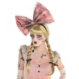 Creepy Doll Headband