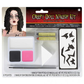 Creepy Doll Makeup Kit