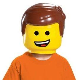 Lego Emmet Mask