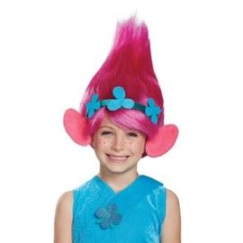 Trolls- Poppy Wig
