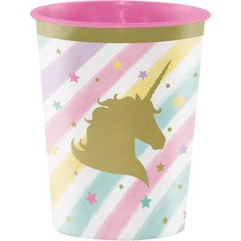 Unicorn Sparkle Favor Cup, 16oz