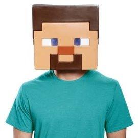 Minecraft Steve-Adult  Full Mask