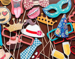 Backdrops, Photo Props, and Accessories