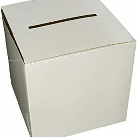 White Card Box, 12""