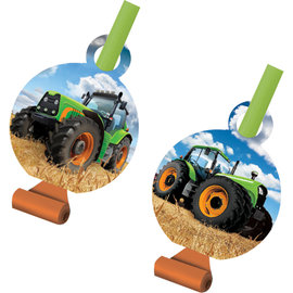 Tractor Time Blowouts, 8ct