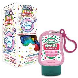 Charms Blow Pop Scented Clip-On Hand Sanitizer- 4 Assorted Flavors