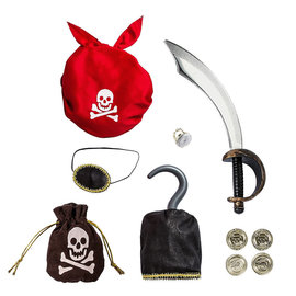 Swashbuckling Pirate Kit- Child
