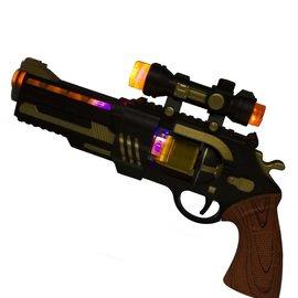 """LED 13"""" Revolver"""