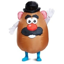 Adult Mr Potato Head Inflatable- Toy Story