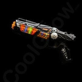 LED Alien Blaster Space Gun
