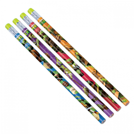 TMNT Pencils, 12ct - Clearance