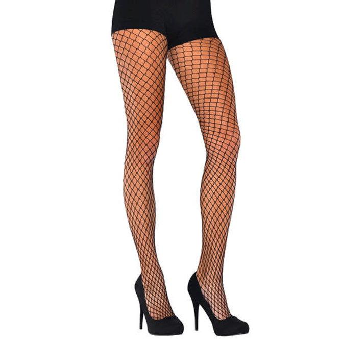 c5f212eae55ea Black Diamond Fishnet Stocking- One Size - POP! Party Supply