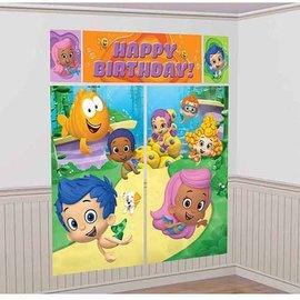 Bubble Guppies Scene Setters®- Clearance