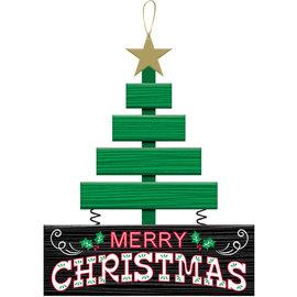 Christmas Deluxe Chalkboard Sign