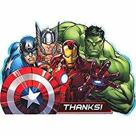 Marvel's Avengers Thank Yous, 8ct