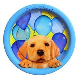 """Party Pups 9"""" Plates, 8ct- Clearance"""