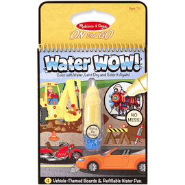Water Wow!- Vehicles